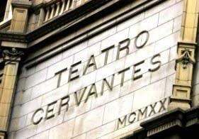 Argentores y el Teatro Cervantes / Concurso deObras