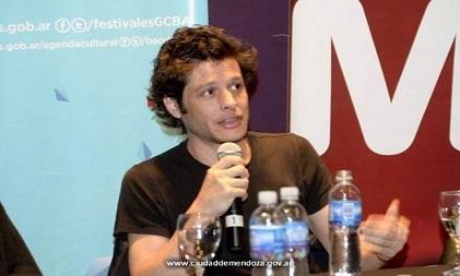 Luis Ortega, en el ciclo El buen guión