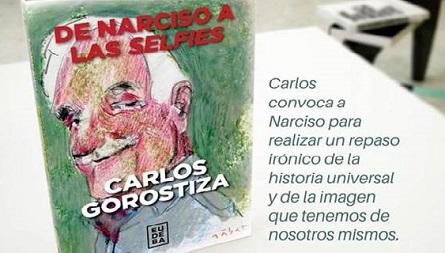 Presentación de libro póstumo de Gorostiza