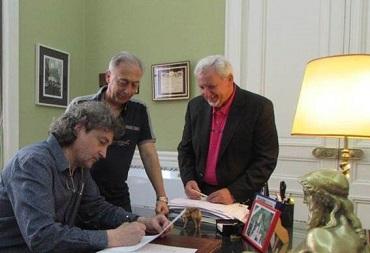 Convenio marco de colaboración entre Argentores y el Sindicato Argentino de Autores, SADA