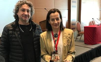 Premio de Honor a la Diputada colombiana Clara Rojas