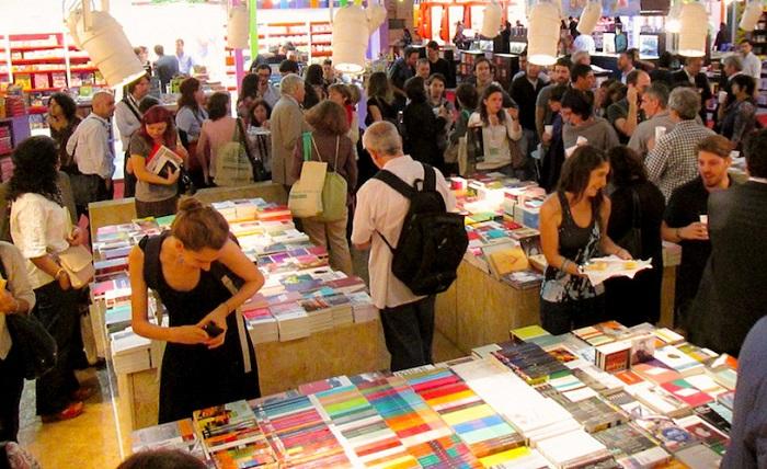 Actos de interés en la Feria del Libro