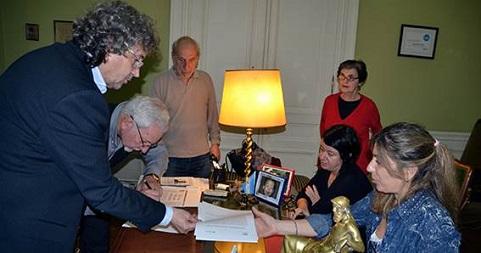 Acuerdo entre Argentores y el Teatro Cervantes