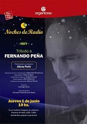 Tributo a Fernando Peña