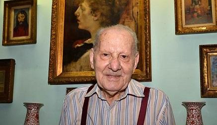 """El adiós a Nino Fortuna Olazabal, creador de """"Teatro como en el teatro"""""""
