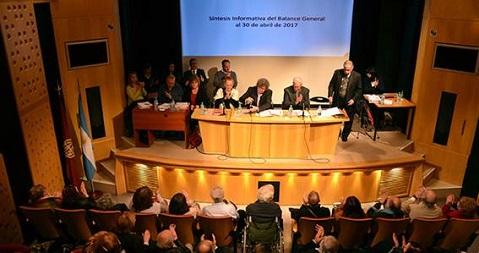 Se realizó la Asamblea Extraordinaria, Ordinaria y proclamación de nuevas autoridades