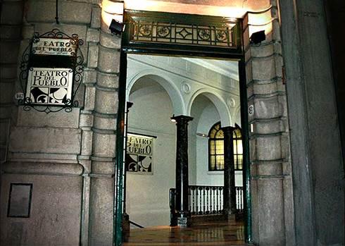 Histórico: las salas de la calle Corrientes aportan para la reconstrucción de un teatro independiente