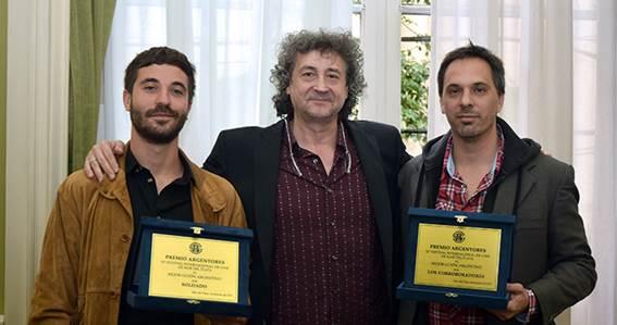 """Se entregaron las distinciones a los ganadores del rubro """"Mejor guion"""" del Festival de Cine de Mar del Plata"""