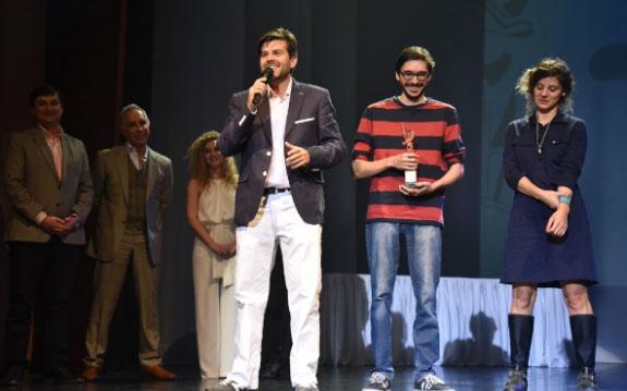 Gonzalo Marull, Luis Quinteros y José Luis Arce