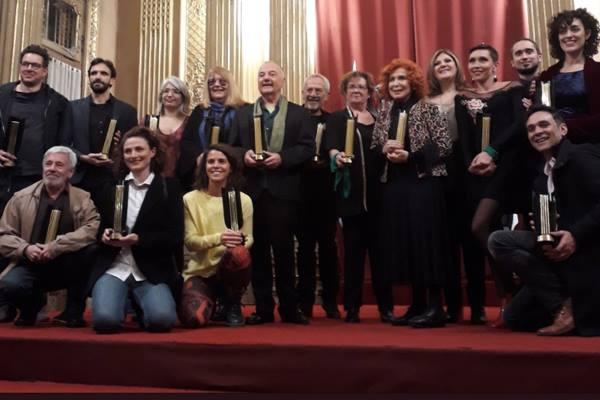 Premios Trinidad Guevara 2017/2018 : los Ganadores