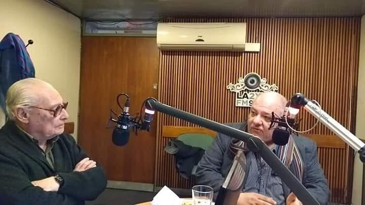 Ricardo Rodríguez visitó La 2 x 4