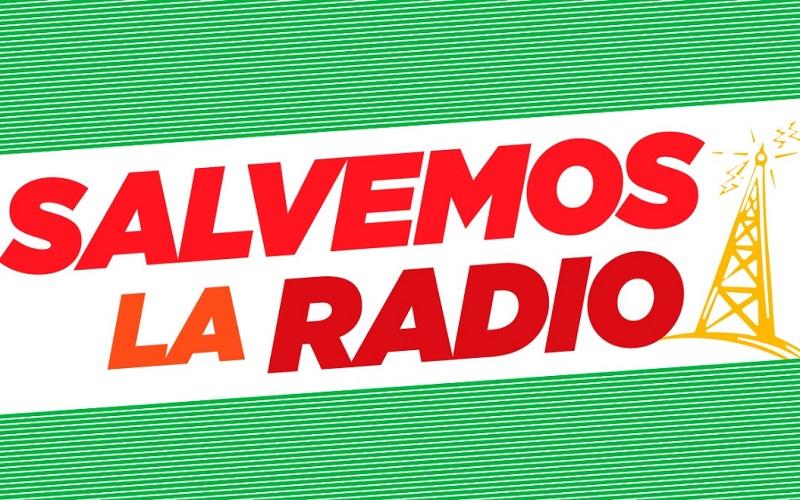 ¡Salvemos la Radio!