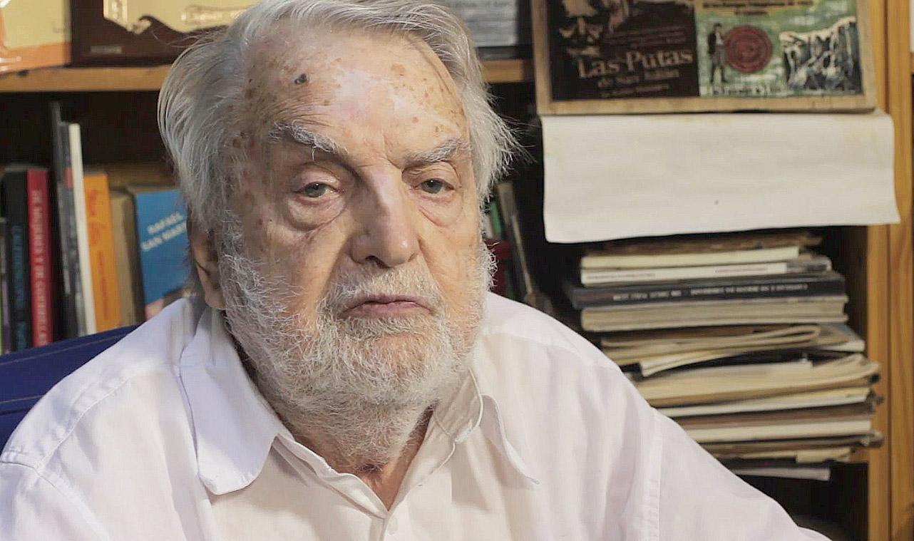 Murió el escritor, historiador y periodista Osvaldo Bayer