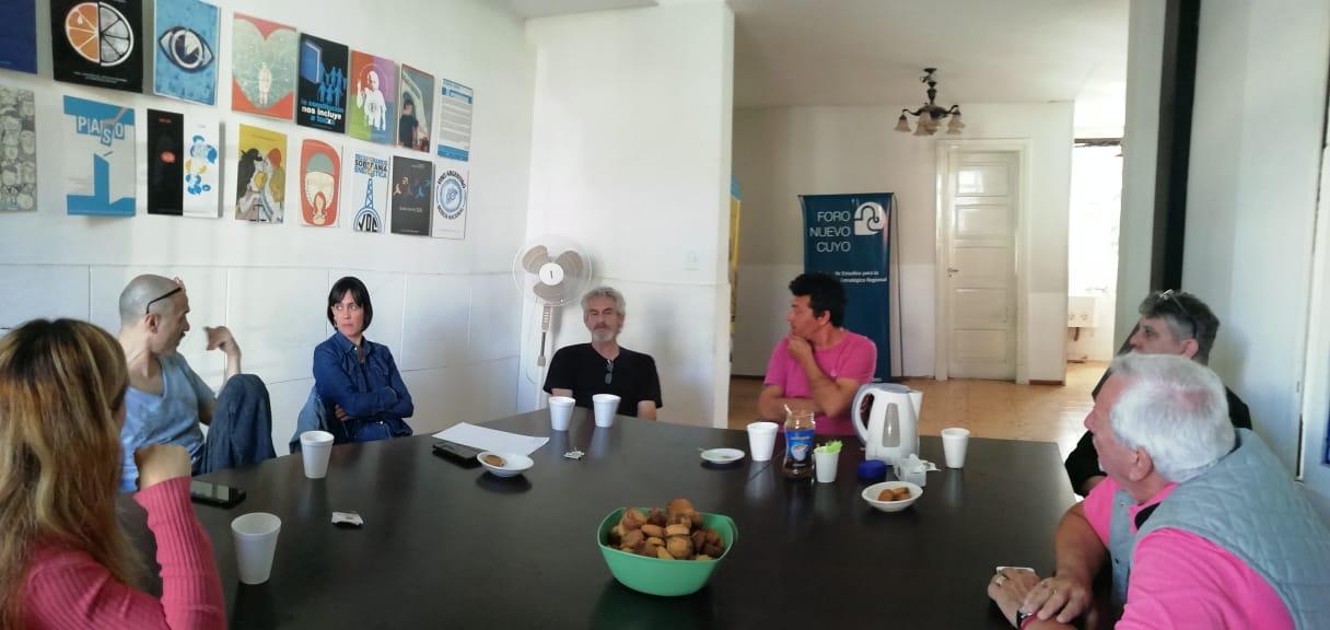 La Delegación Cultural Mendoza ya está en marcha