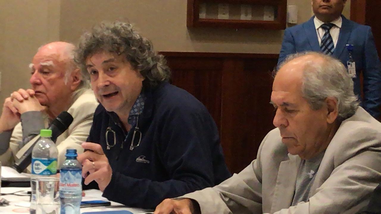 Reunión de sociedades audiovisuales de Latinoamérica